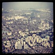 Storstadspuls i Seoul