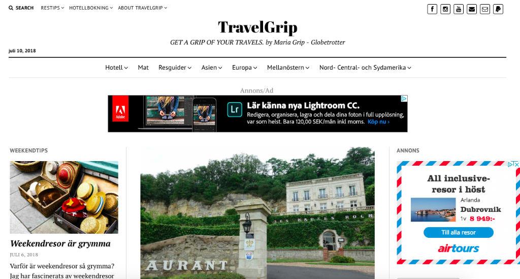 TravelGrip-onlinemagasin
