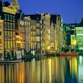 En heldag i Amsterdam