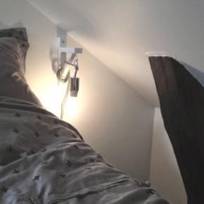 Gör en egen sovrumslampa