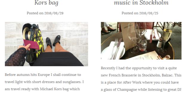 Lansering av ny reseblogg - LadyTravelGuide.com
